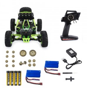 Wltoys 12428 Buggy 4WD 50km/h COMBO